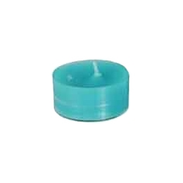 Bougie chauffe-plats Turquoise PAP STAR