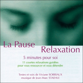 CD de Relaxation - La Pause Relaxation