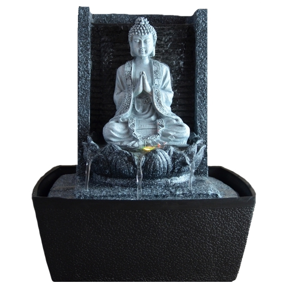 fontaine bouddha nirvana. Black Bedroom Furniture Sets. Home Design Ideas
