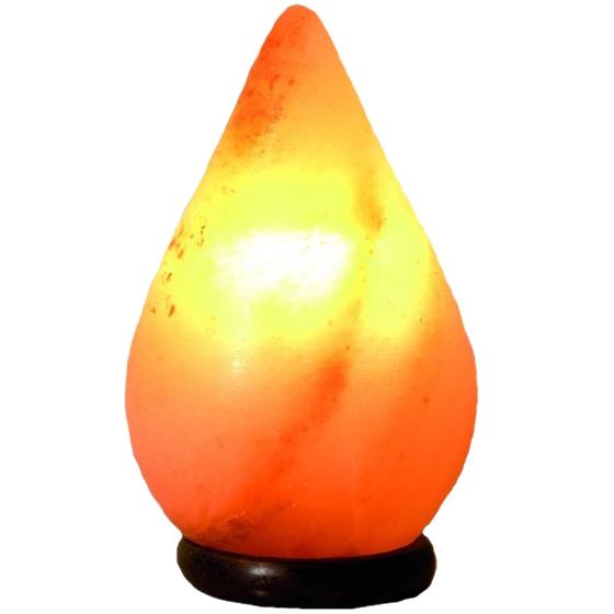 Lampe En Cristal De Sel Goutte
