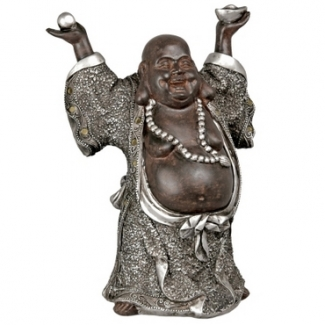 Statuette Bouddha Chinois Happy Buddha